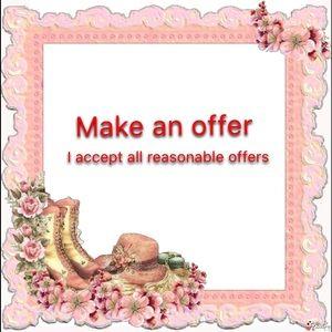 💰 🎉 Make An Offer 🎉 💰